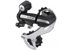 ΝΤΕΡΑΓΙΕΡ ΟΠΙΣΘΙΟ SHIMANO ACERA RD-M360-SGS, 7/8 SPEED, DIRECT ATTACHMENT, BLACK, IND.PACK